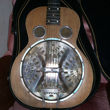 Resonator Guitar - Guitars