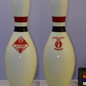 Vulcan Corporation Nyl-Tuf Supreme Bowling Pin - Games