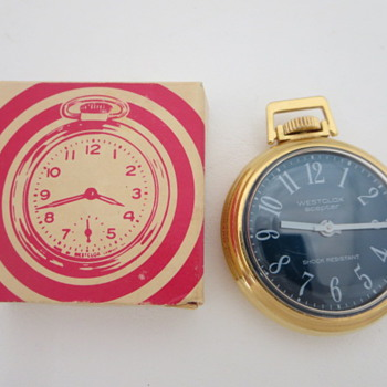 Westclox Scepter - Pocket Watches