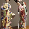 Ceramic figurines