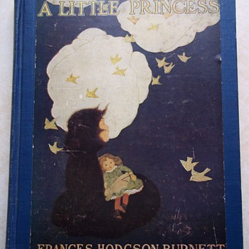 A Little Princess by Frances Hodgson Burnett 1927