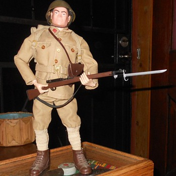 GI Joe Japanese Imperial Soldier 1966 - Toys