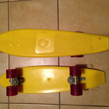 1970's Roller Derby Skateboards - Outdoor Sports