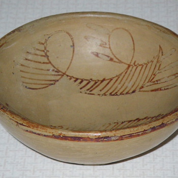 INDIAN POTTERY?  SOUTH AMERICAN? - Native American