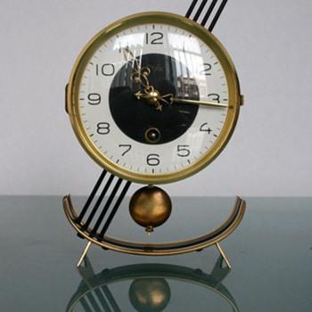 ORFAC Mid Century Modern Clock