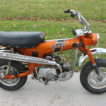 1971 Honda CT70H (4 speed) Mini Trail 70