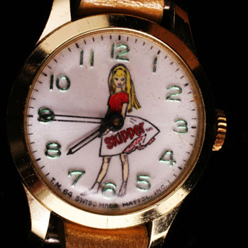 "Mattel's ""Skipper"" watch"