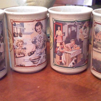 Watkins Almanac Cup&#039;s - Kitchen