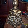 brass lamp
