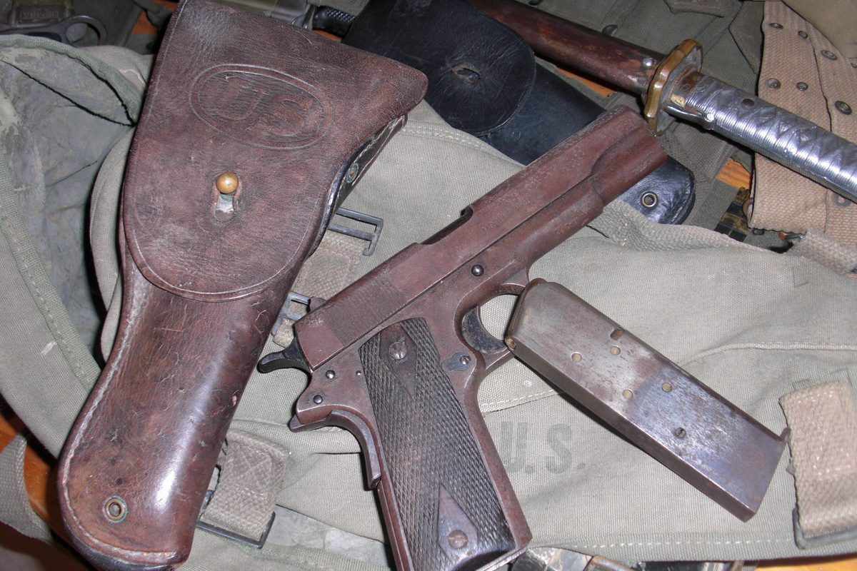 WW1 military 1911 colt | Collectors Weekly