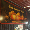12 ft x 6 ft BUDWEISER FROGS POSTER