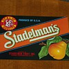 (NOS) New Old Stock - Stadelman&#039;s Pears Fruit Crate Label 