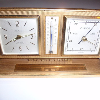 Unique Seth Thomas Clock from my collection