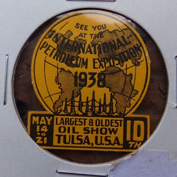 1938 International Petroleum Exposition