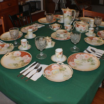 RS Germany Dinner set