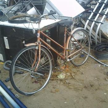 Panda....60's bike?