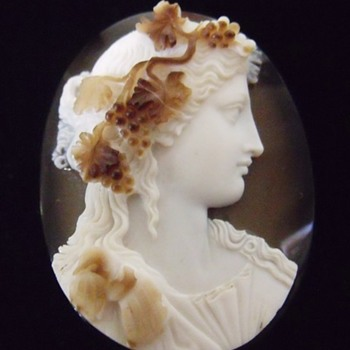 Francescangeli Hardstone Cameo - Fine Jewelry
