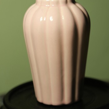 Treasurecraft of Hawaii - Small Pink Vase - Art Pottery