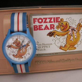 Fozzie Bear - Wristwatches