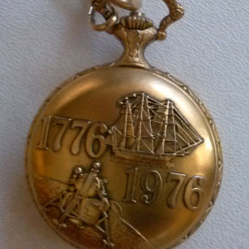 Seeking more info.  Wittnaur-Longines Bicentennial Pocket Watch - Pocket Watches