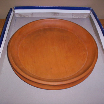 Wood Dish - Kitchen