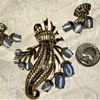 HELP! Elsa Schiaparelli Large Brooch and Earrings