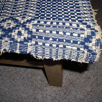rug runner wrap  textile  from out west ???????????????