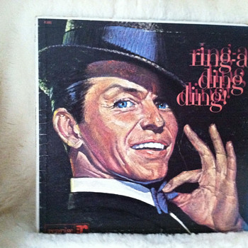 Dad's Frank Sinatra Collection