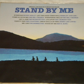 1986 &quot;Stand By Me&quot; Original Motion Picture Soundtrack Album