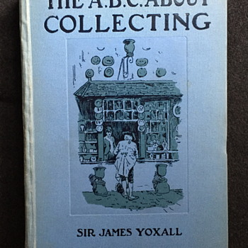The A.B.C. about collecting book. - Books