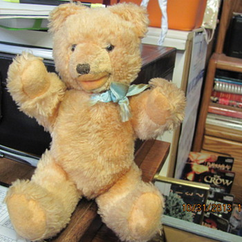 Stieff Teddy Bear - Dolls