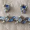 Bracelet and ear rings