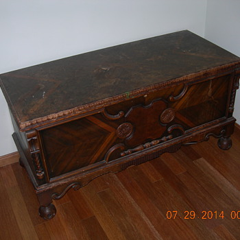 Old Walnut? Chest