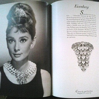 """Gems of Costume Jewelry"" by Gabriele Greindl ""Part Four"" Hollywood Legend Chapter Intros - Books"