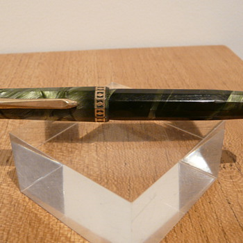 EVERSHARP DORIC - STANDARD SIZE ADJUSTIBLE NIB c.1932