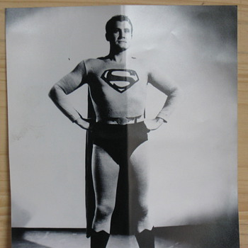 Original superman - Photographs