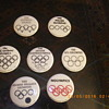 1984 Olympic Political Buttons