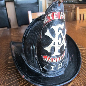 New York City Veteran Firemans Association - Jamaica FD - Firefighting