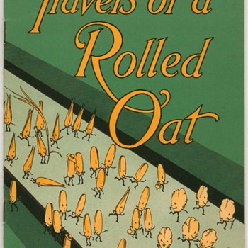 "1934 - ""Travels of a Rolled Oat"" - Paper"