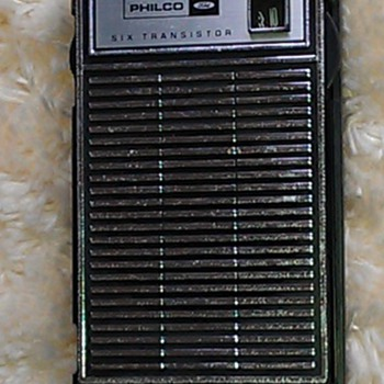 Philco/Ford T-612BK transistor