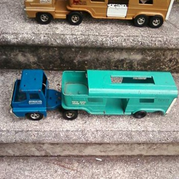struco find at local flea market 5.00 dollar investment  - Model Cars