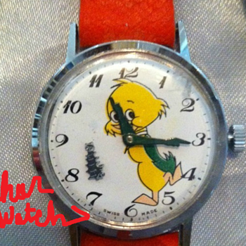 Yakky doodle Duck - Wristwatches