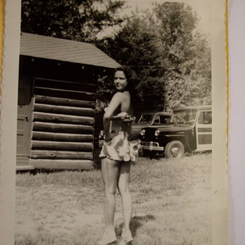 "Another Pic of ""Mom"" from the Risque Roll taken in 1939??? - Photographs"