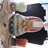 Cloisonne Kwan Yin Buddha Statue Inkstand Jade Carnelian Pen Holders