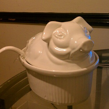 I see it as a Soup Server. - China and Dinnerware