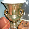 22K Gold Haeger Vase