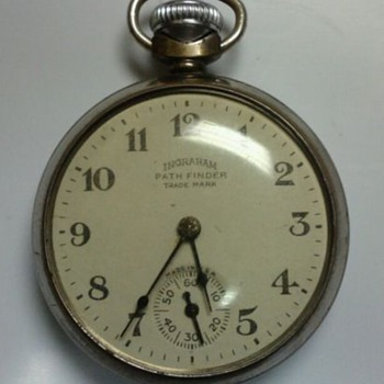 "Variant #2 ""Pathfinder"" Pocket Watch - Pocket Watches"