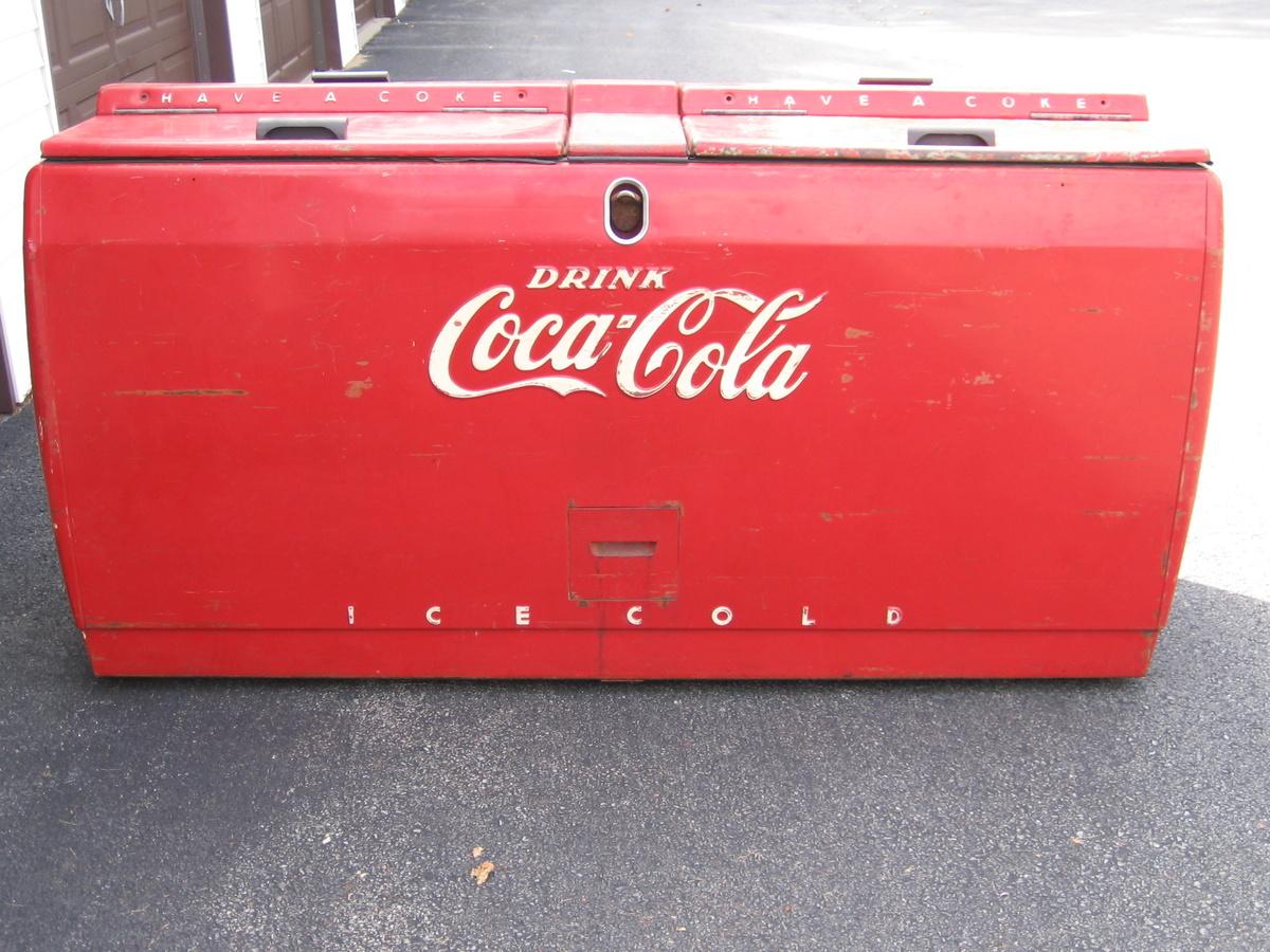 westinghouse coke machine value