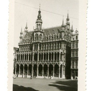 Vintage Brussels Photos