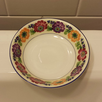 Info, please!! - China and Dinnerware